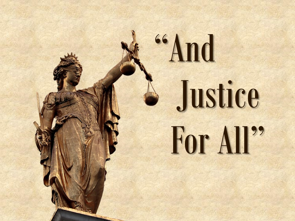 Justice for Allb